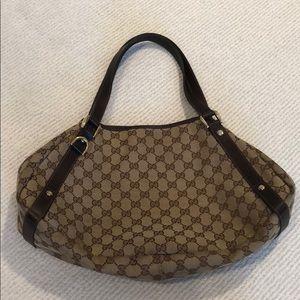 Gucci classic hobo bag
